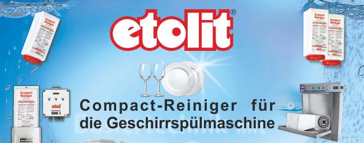 CompactReiniger ~ Geschirrspülmaschine Reiniger