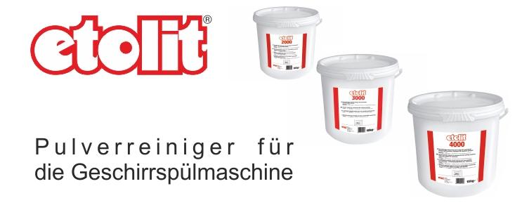 PulverReiniger ~ Geschirrspülmaschine Reiniger